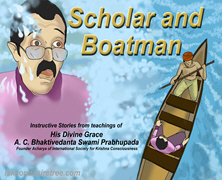 Scholar And The Boatman