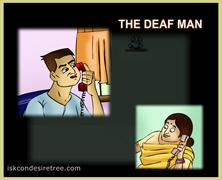 The Deaf Man