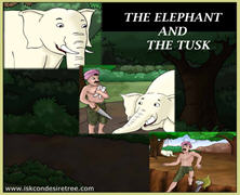 The Elephant And The Tusk