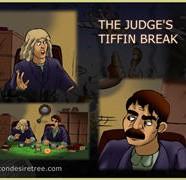 The judges tiffin break