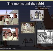 The Monks And The Rabbi