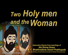 Two Holymen And The Woman
