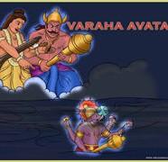 Varaha Avatara Comics