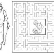 Yashoda Searching For Krishna