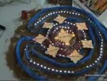 Chakravyu for Abhimanyu