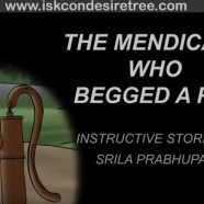 The Mendicant who begged a pot