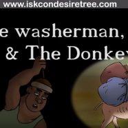 The washerman Dog and the Donkey