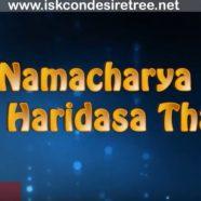 Srila Haridasa Thakura