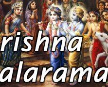 Dashavatara Series – 08 Lord Krishna and Balarama