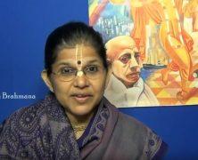 Devotees of Krishna – The South Indian Brahmana