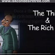 The thief and the rich man